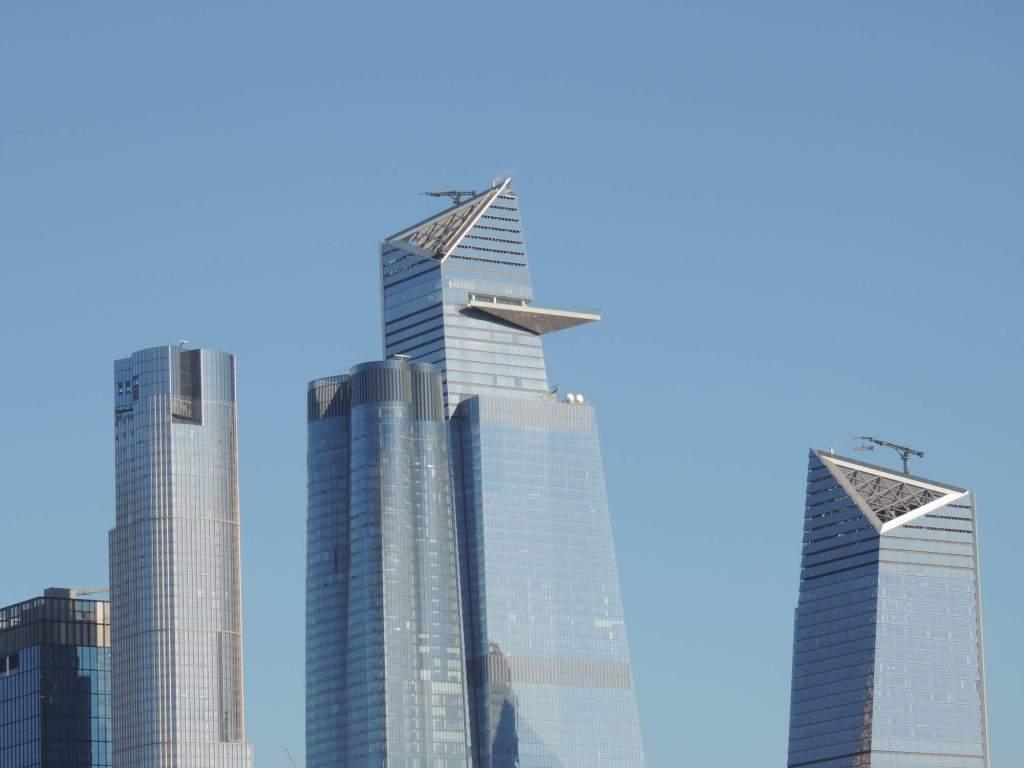 Rascacielos de Hudson Yards 1