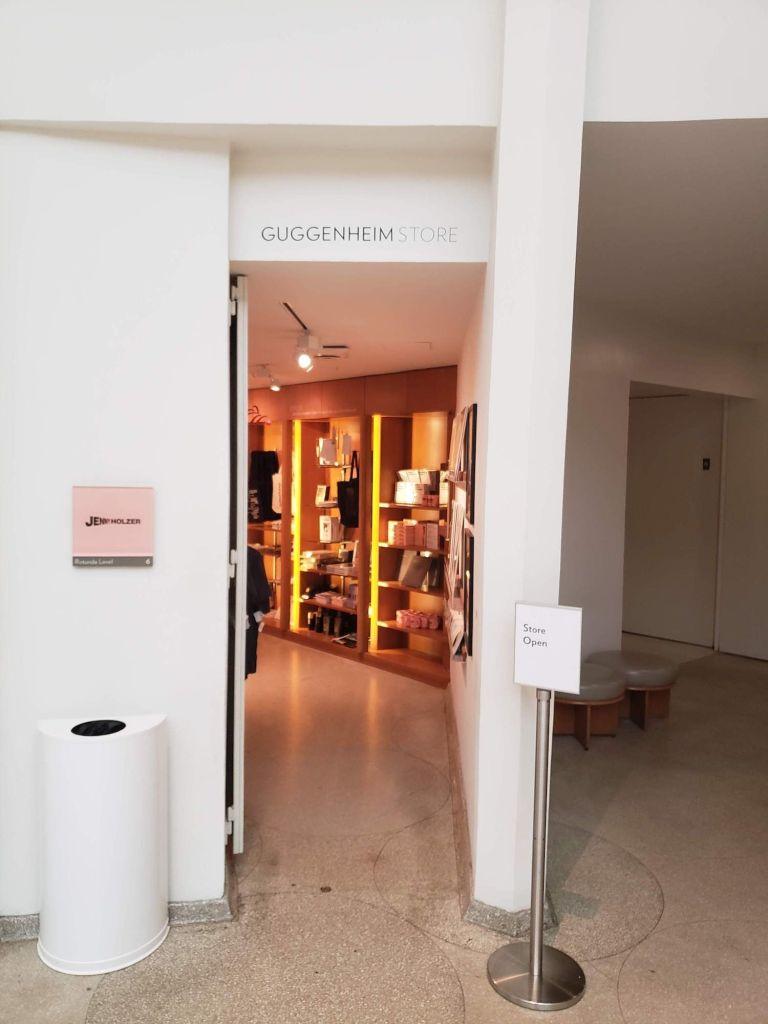 Guggengheim Store
