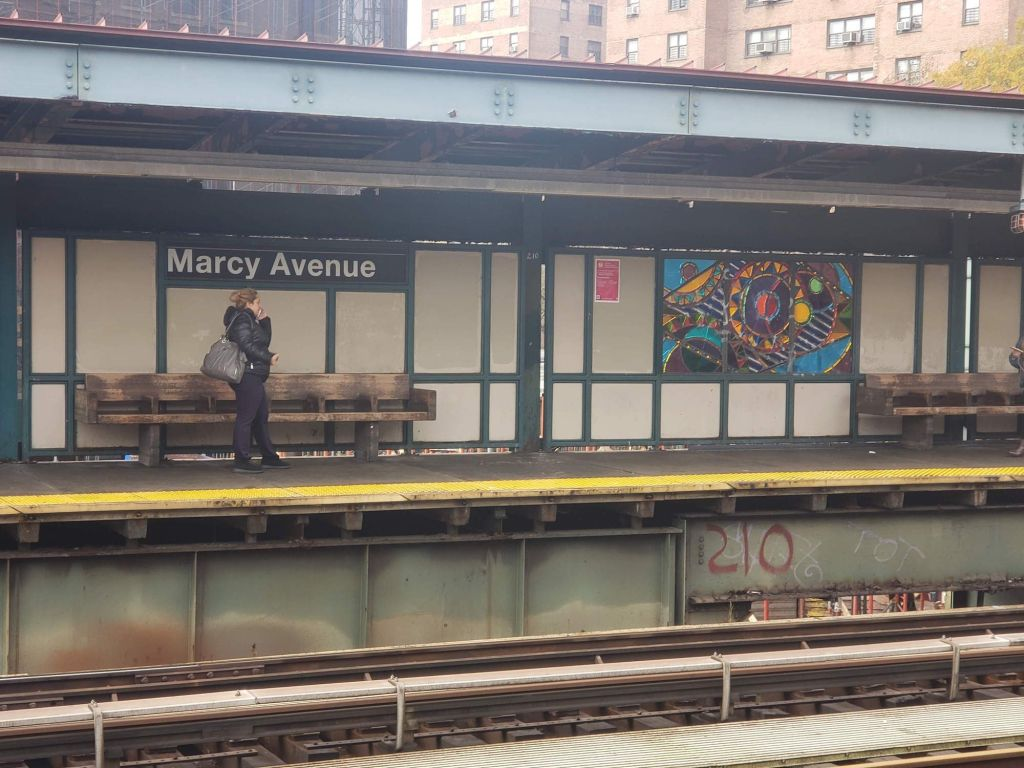 Marcy Ave St
