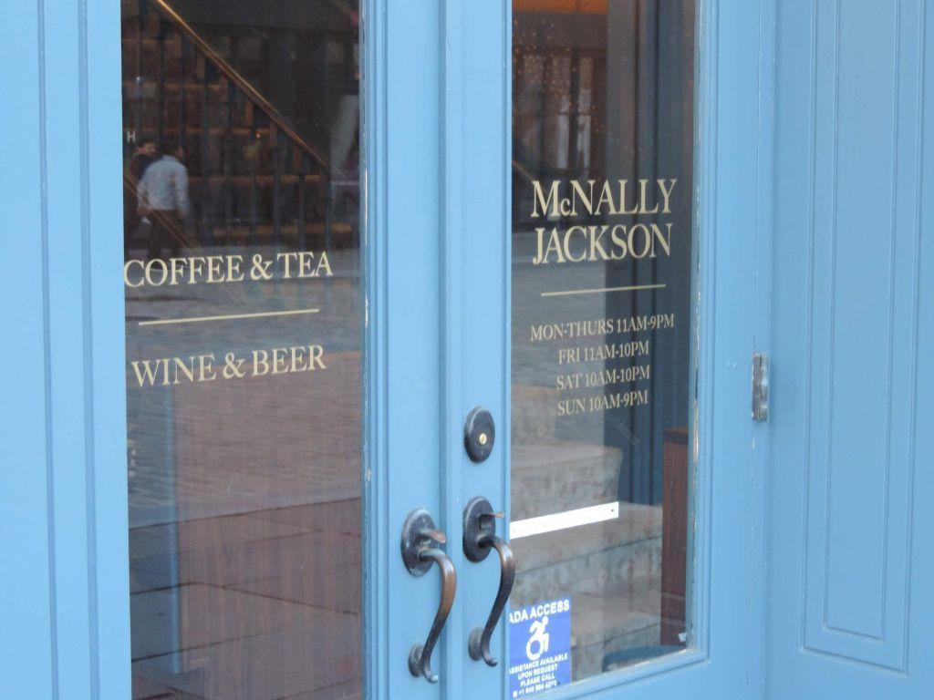 librería Mc Nally Jackson 1