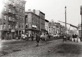 South St Seaport siglo XIX