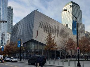 Exterior del Museo del 11-S