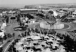 Feria de 1964, foto de archivo Nycgovparks