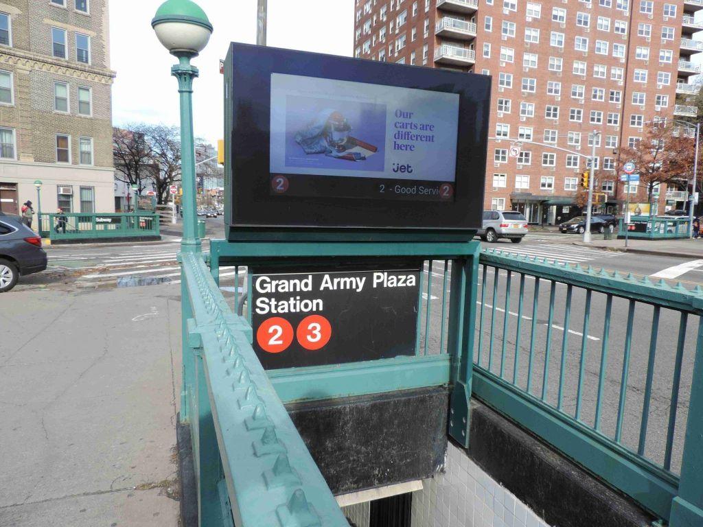 Grand Army Plaza Station