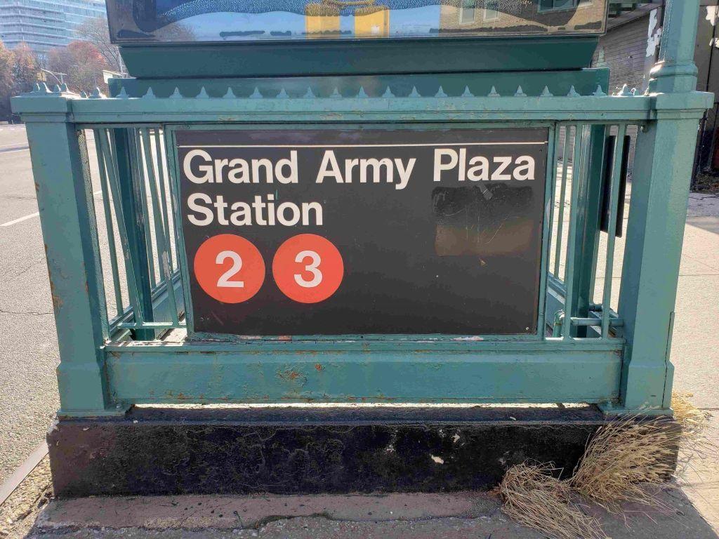 Estación de Metro de Nueva York