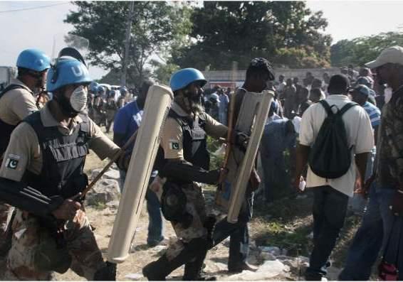 Movimientos Sociales de Haití y Brasil se alian en contra de la Minustah
