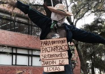 """""""Espantapajarracos"""" ahuyentarán a Águilas Negras en la Universidad Nacional"""