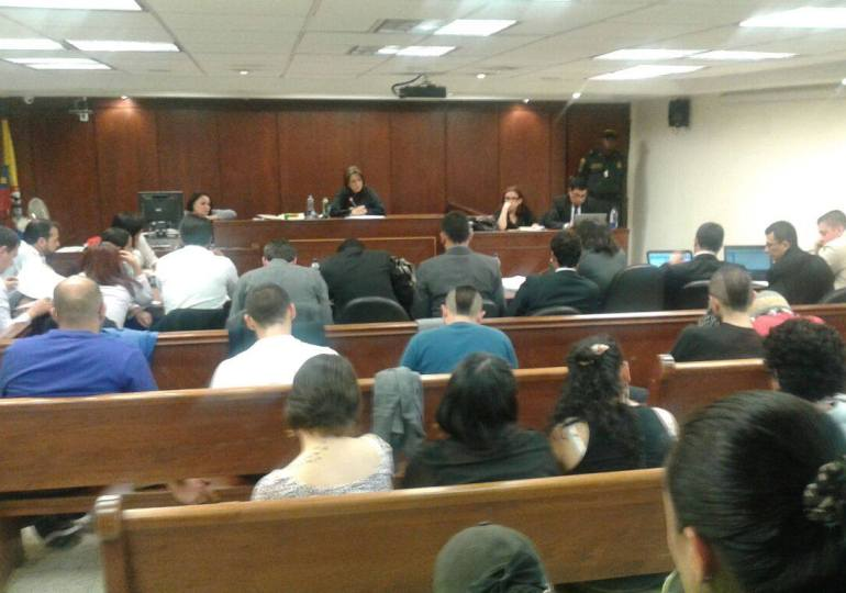 Abogados defensores apelan decisión de medidas de aseguramiento contra 13 jóvenes capturados