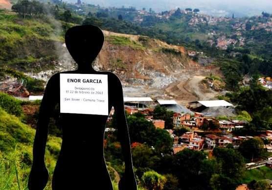 Entre los escombros de la Comuna 13florece la dignidad