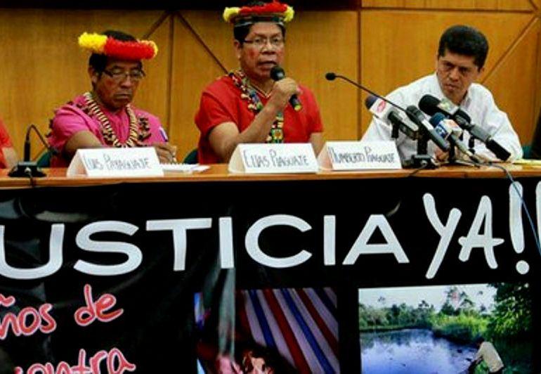 Corte Suprema de Justicia de Canadá falla a favor de afectados por Chevron en Ecuador