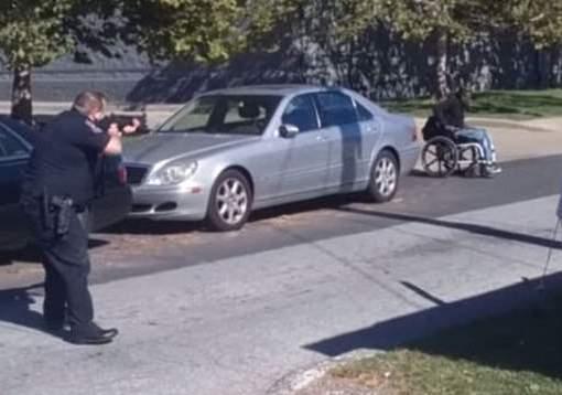 Policía de EE.UU asesinó a joven afroamericano en silla de ruedas