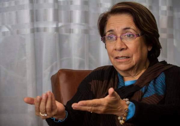 """""""Régimen político es discriminatorio y favorece a los partidos tradicionales"""" Aida Avella"""