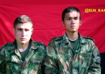 Con fotos ELN revela supervivencia de los soldados retenidos en Boyacá
