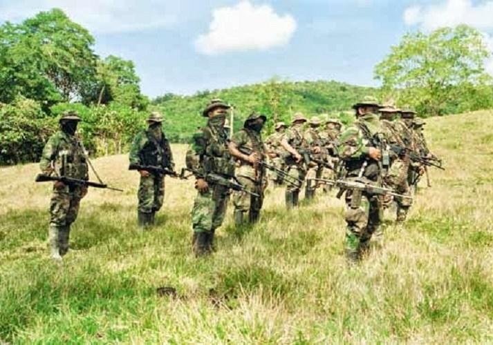 Al menos 600 paramilitares se asentarían en territorio colectivo del Curvaradó en Chocó