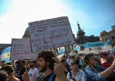 Medios alternativos: víctimas de allanamientos en Argentina