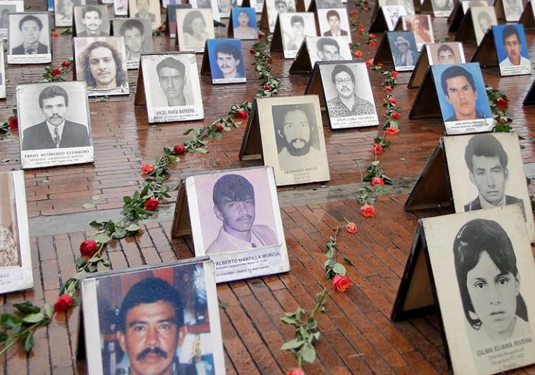 Más de cien mil investigaciones de la Fiscalía fortalecerán búsqueda de personas desaparecidas