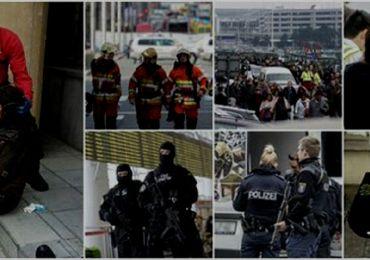 Alerta nivel 4 tras explosiones en Bruselas