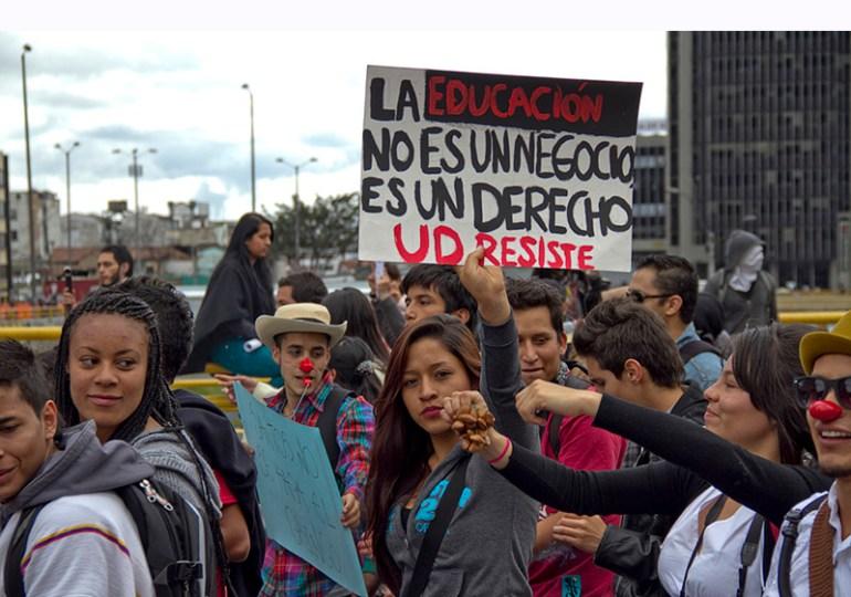 Se agudiza la crisis en las universidades públicas colombianas