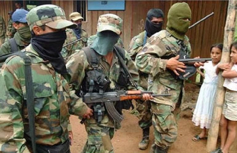 600 personas del Río Truandó en Chocó fueron desplazadas por presencia paramilitar