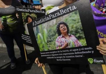 Gobierno hondureño estigmatiza informe de Global Witness