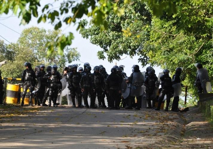 La represión y el terror armas de control social de Gobiernos Latinoamericanos