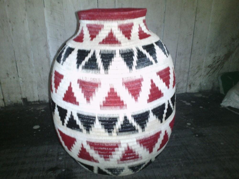 foto: Bernardino Dura indígena Wounaan