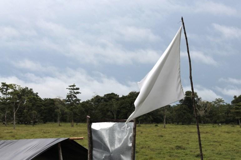 Campesinos de Curvaradó bloquean entrada a Zona Veredal por incumplimientos del gobierno