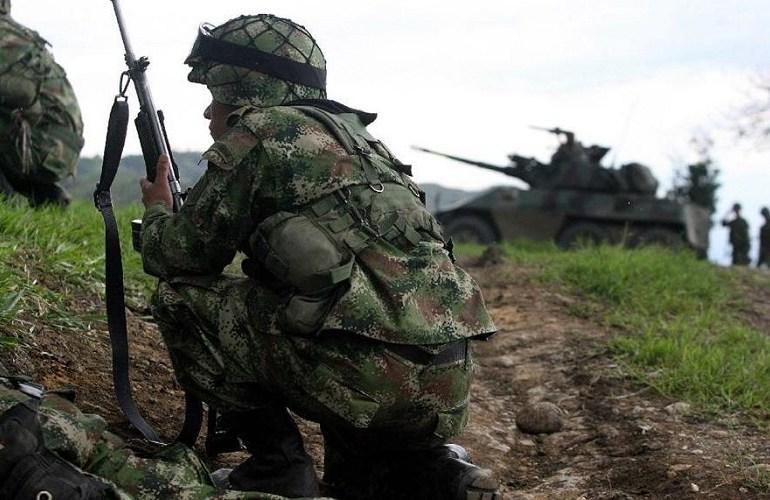 En total impunidad crímenes cometidos por Ejército Nacional en 2004