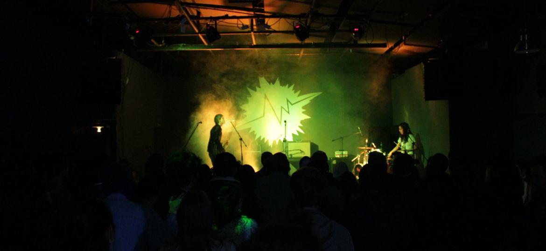 Electric Mistakes en Sonidos Urbanos