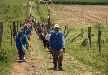 Asesinan a Yimer Chávez, lider campesino del Cauca