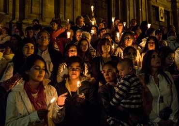 Abraza la paz, una iniciativa de los estudiantes de Colombia para la reconciliación