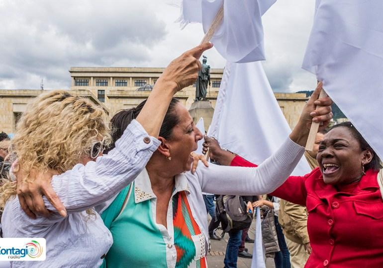 Organizaciones Sociales exigen justicia para todos en implementación de JEP