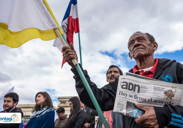 Congreso de Paz una iniciativa para proteger los acuerdos de paz