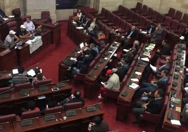 Reforma política suprime la Comisión de Acusaciones y crea tribunal de aforados
