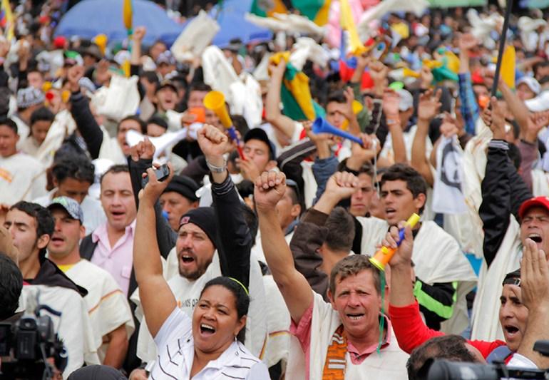 Proponen movilización para respaldar el acuerdo de paz debe ser continua