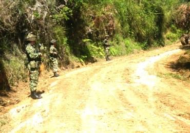 Ejército detiene y amenaza a campesinos en Pajarito, Boyacá