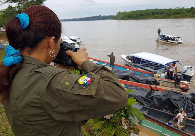 Mujeres excombatientes en la implementación de los Acuerdos de Paz