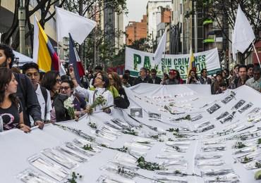 Organizaciones sociales proponen reforma a Ley de Víctimas y Restitución de Tierras