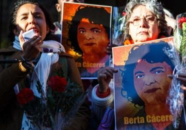 """""""Asesinato de Berta Cáceres demuestra el deplorable estado de los DDHH en Honduras"""""""