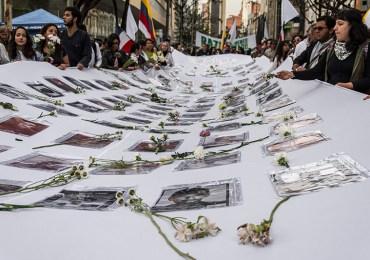 Hay patrones comunes en asesinatos de defensores  de DDHH en el país