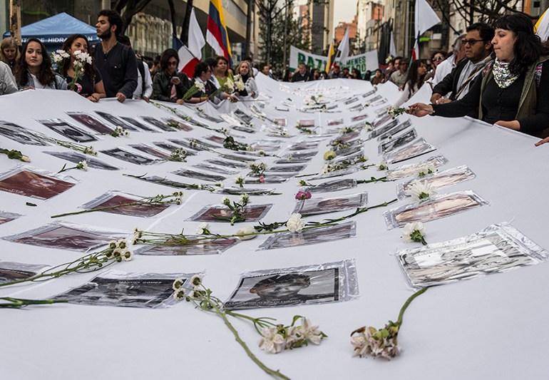 Víctimas de la Desaparición Forzada de Latinoamérica desarrollan encuentro en Colombia
