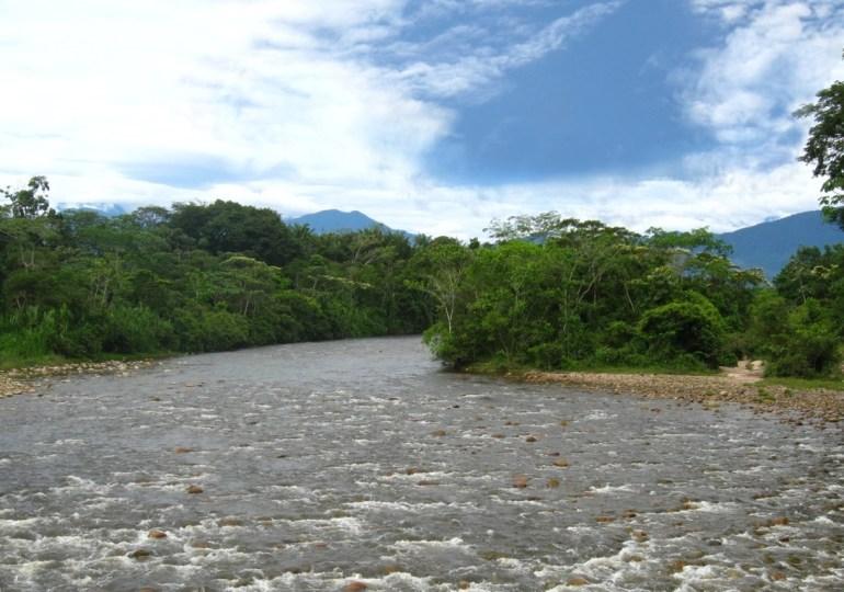 Sigue firme la defensa del Río Humadea en Guamal