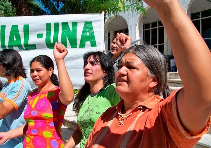 Mujeres rurales siguen exigiendo garantía de sus derechos