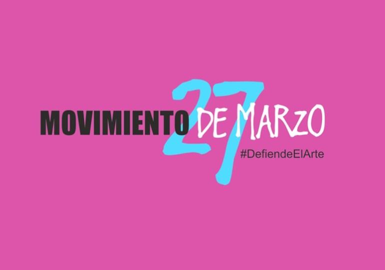Nace el Movimiento 27 de Marzo por la dignidad de los artistas en Colombia