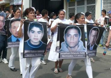 """Juez noveno de garantías """"se burla"""" de las víctimas de ejecuciones extrajudiciales"""
