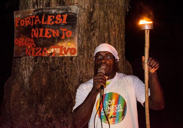 """""""Para nosotros la justicia debe ser restauradora"""" Comunidades de Cacarica"""