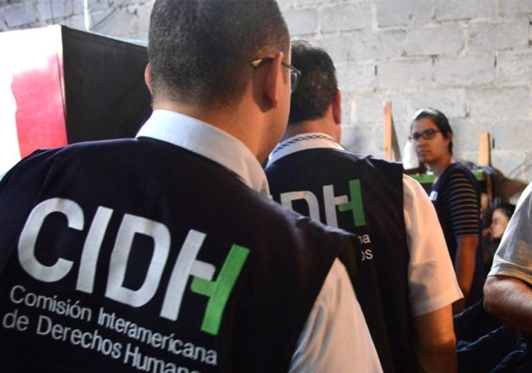CIDH responde ante vulnerabilidad de defensores de DDHH