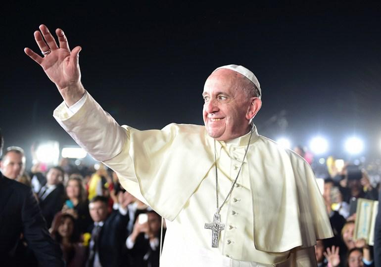 Querido Papa Francisco - Cartas desde el Closet