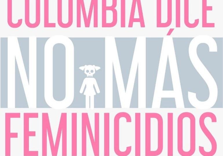 En Plantón Nacional, Colombia grita ¡Nos están matando, Ni Una Menos!