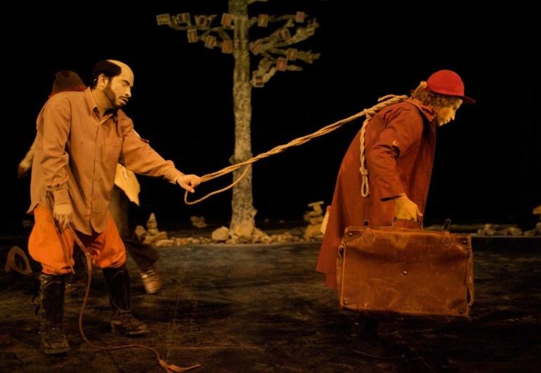 El teatro del absurdo de Beckett se presenta en Bogotá